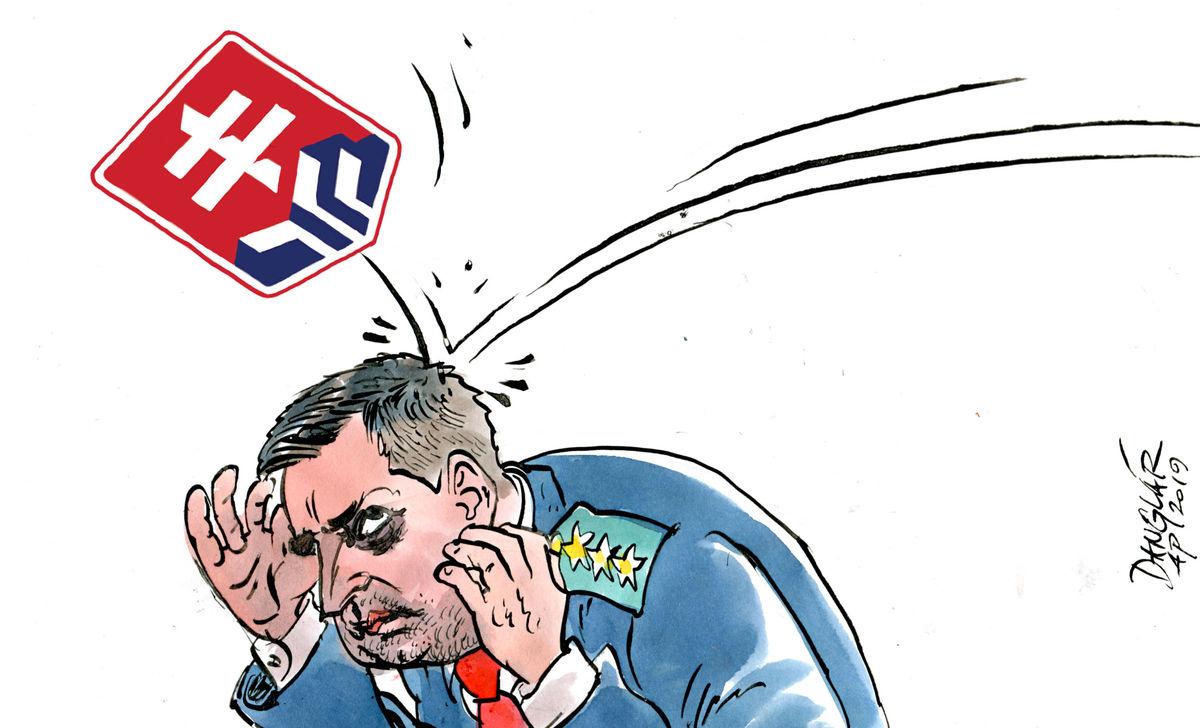 Karikatúra 13.04.2019