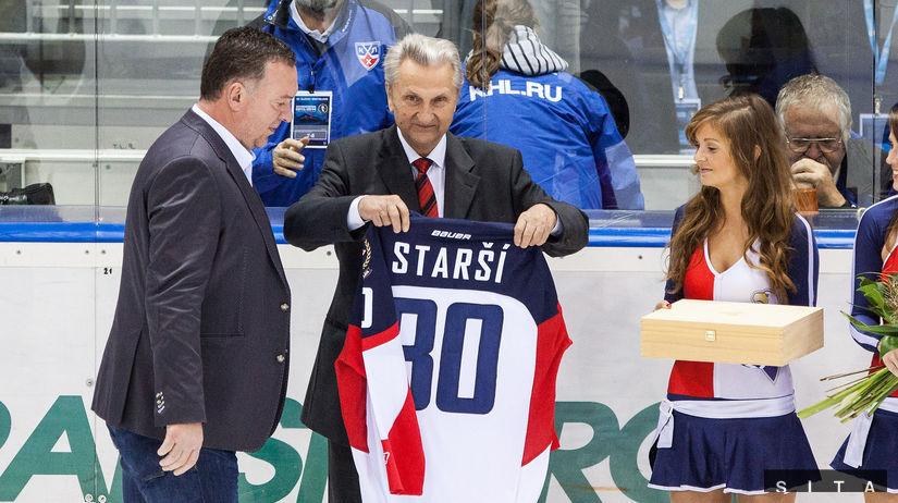 HOKEJ-KHL: Bratislava - Riga Starší