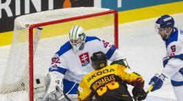Nemecko SR Hokej EHCH MS2019 príprava