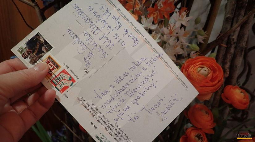 pohľadnica, Vincent Jančařík, Alexandria,...