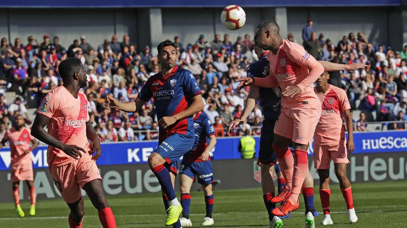 Spain Soccer La Liga Huesca Barca