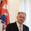 Andrej Kiska oznam kandidatúry na prezidenta