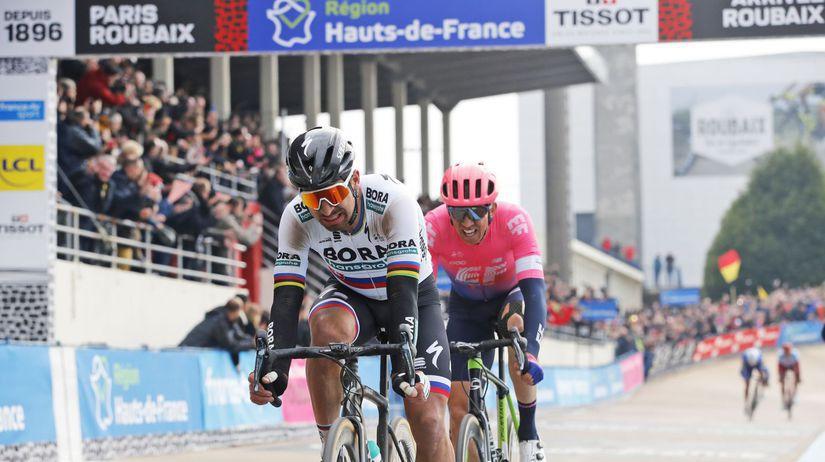 Francúzsko Cyklistika Paríž Roubaix