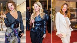 Vyberte najlepšie oblečenú dámu večera OTO 2018
