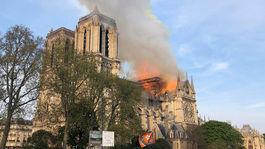 Francúzsko Paríž katedrála požiar notre-dame
