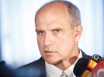 Milan Lučanský, policajný prezident