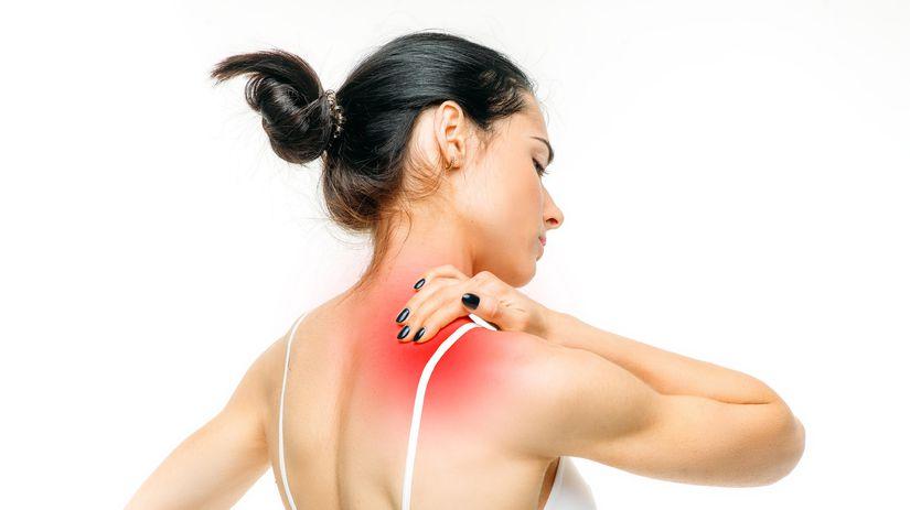 bolesť, chrbát, chrbtica