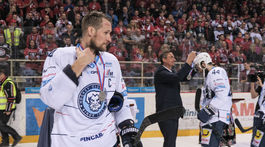 hokej, oslavy titulu, banska bystrica, 2019, Mezei,
