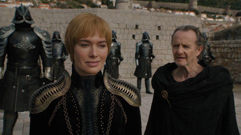 hra o tróny, game of thrones, cersei,