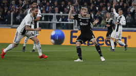 Italy Soccer Champions League Ajax Juve