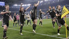 Italy Soccer Champions League Ajax