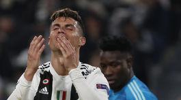 Italy Soccer Champions League ronaldo
