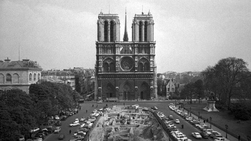 Notre Dame, Paríž, Francúzsko