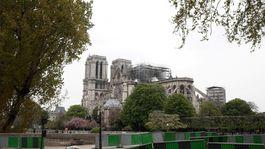 notre-dame, paríž, francúzsko, katedrála, koláž