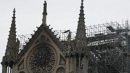 požiar paríž francúzsko katedrála notre-dame