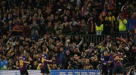 Spain Soccer Champions League Barcelona