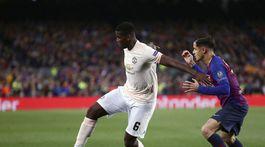 Spain Soccer Champions League Pogba