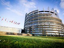 Budova europarlamentu, europarlament