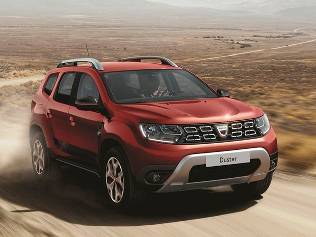Dacia Duster TechRoad - 2019