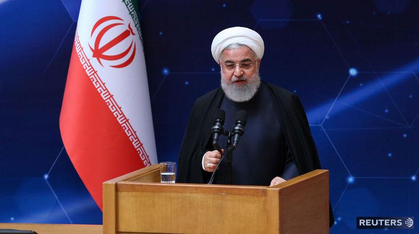 Irán / USA / Blízky východ /