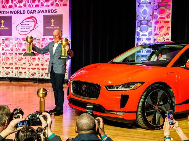 Jaguar I-Pace - WCOTY 2019