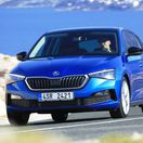 Prvá jazda: Škoda Scala – český Golf? Nie, skôr lepšie a väčšie Polo