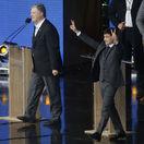 Ukrajinskí prezidentskí kandidáti odštartovali predvolebnú debatu osobnými útokmi