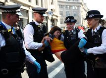 BRITAIN-PROTEST/CLIMATE-CHANGE