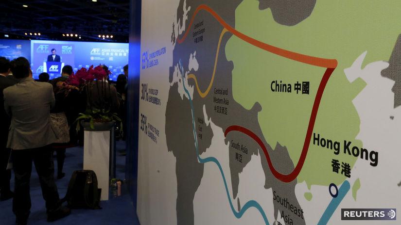 Čína / Hodvábna cesta