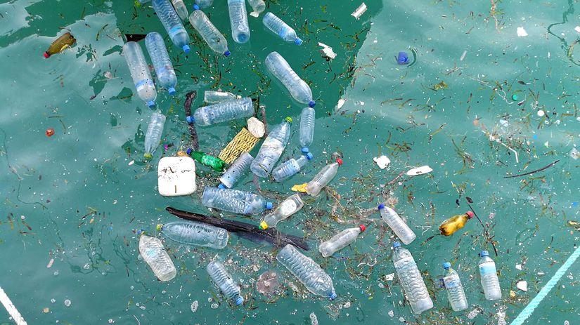 eko, rieka, odpad