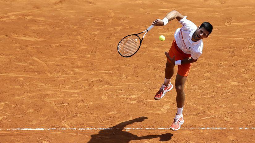 Monaco Monte Carlo Tennis Masters djokovič