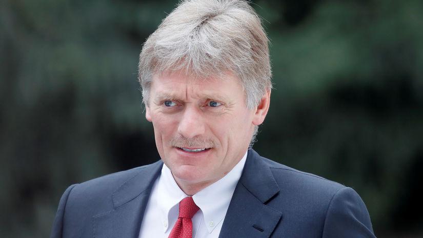 Peskov / Rusko / americké prezidentské voľby