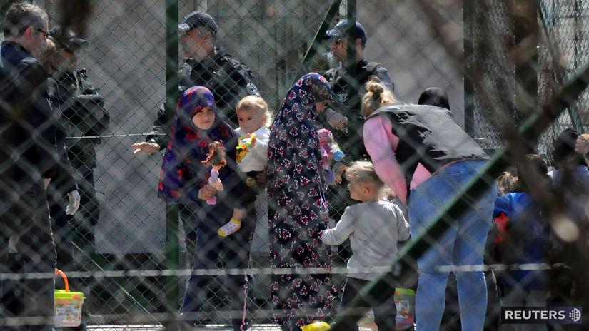 Kosovo / Sýria / repatriácia