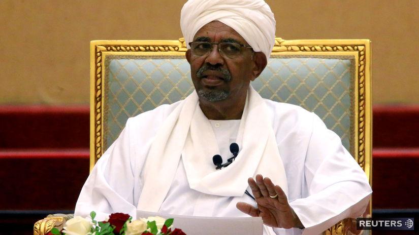 Sudán / Umar Bašír /