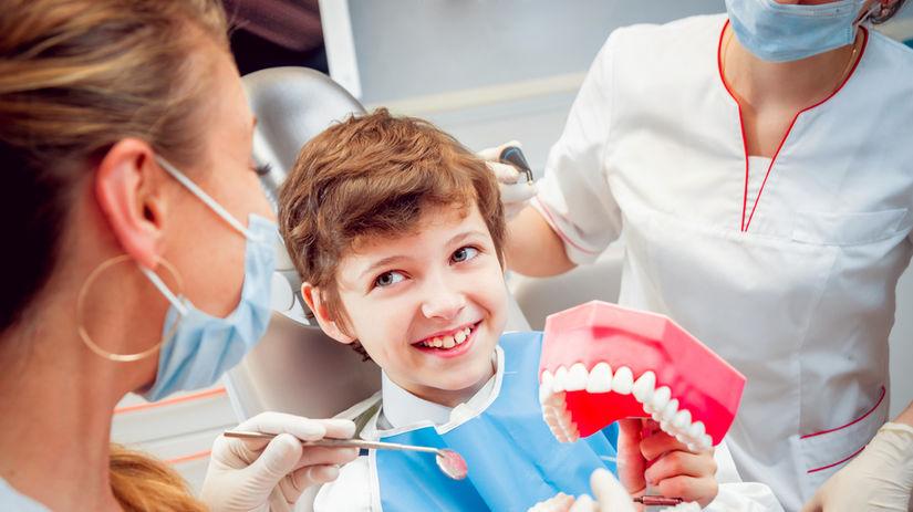 zuby, zubár, stomatológ, pečatenie