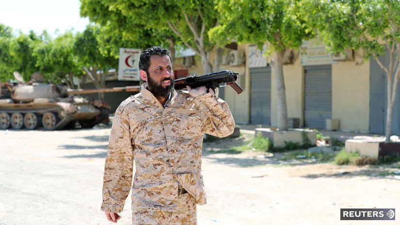Líbya / Tripolis