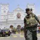Sri Lanka Church Blasts