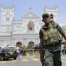 Krvavá nedeľa na Srí Lanke