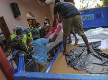 Srí Lanka, teroristické útoky