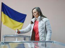 Ukrajina /prezidetnské voľby /