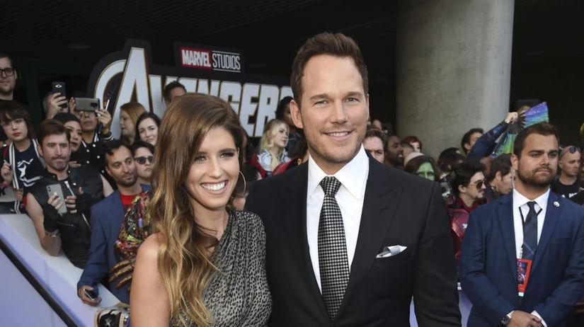 Snúbenci Katherine Schwarzenegger a Chris Pratt...