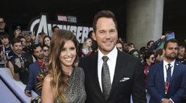 Snúbenci Katherine Schwarzenegger a Chris Pratt vyzerali spolu ako hrdličky.