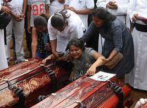 K útokom na Srí Lanke sa hlási Islamský štát