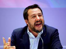 Taliansko / moslomovia / Matteo Salvini