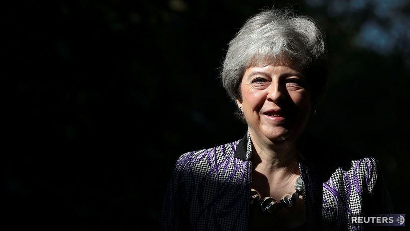 theresa mayová, brexit, odvolávanie, veľká...