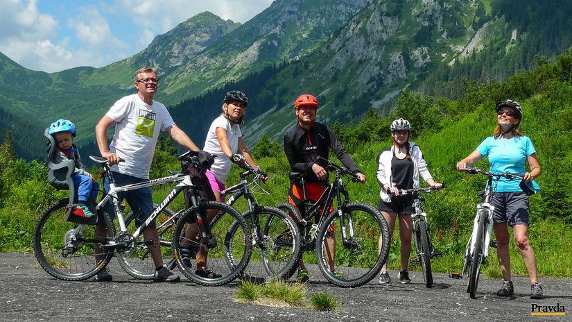 ticha dolina, cykloturistika, vysoke tatry,...