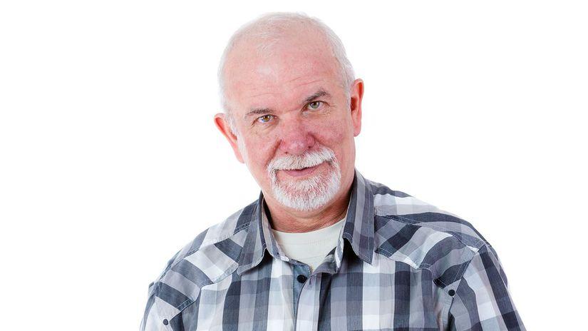 dôchodca, senior