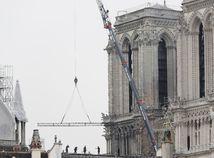 Francúzsko / Notre-Dame / požiar / renovačné práce