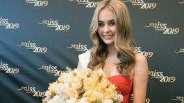 Miss Press 2019 Tereza Turzová z Púchova.