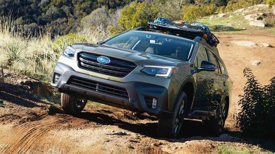 Subaru Outback: Nové out-doorové kombi prichádza so silným turbom. Ale bez nafty